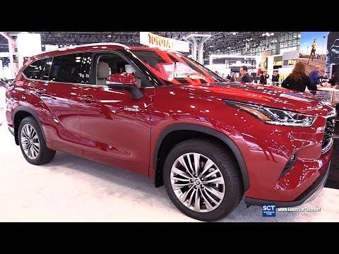 2020 Toyota Highlander Tumblr