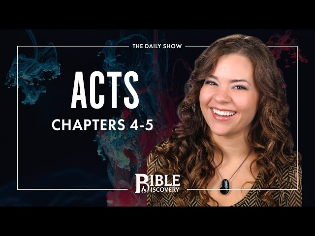 Lying to God | Acts 4-5