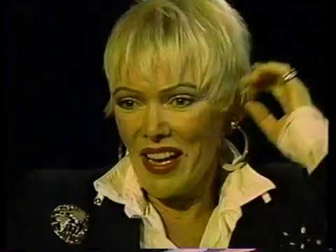 Susan Tyrrell--Rare 1992 TV Interview, Fat City