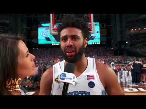 Joel Berry and Theo Pinson senior day hype video!