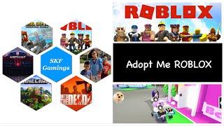 Sloths Adopt Me | Game | ROBLOX | SKFGamings