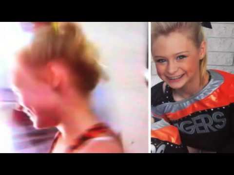 Cassadee Dunlap Cheer star - YouTube