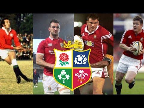 The All-Time Greatest British & Irish Lions XV