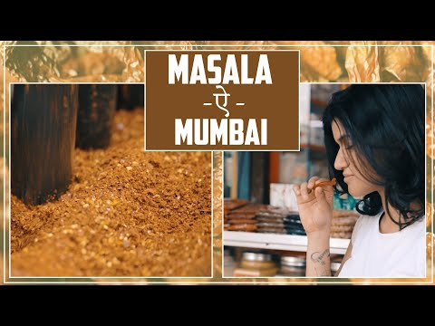Lal Baugh Spice Market - Mumbai   Spice Culture In India    Kitchenn Travels
