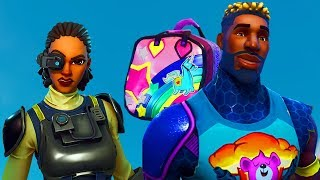BRIGHT BAG AT LAST! -Last NEW skins before SEASON 4 start! (Fortnite Suomi News)