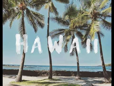 Hawaii, The Big Island (GoPro, Nikon, & Drone)