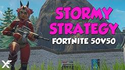 Stormy Strategy - Fortnite 50v50