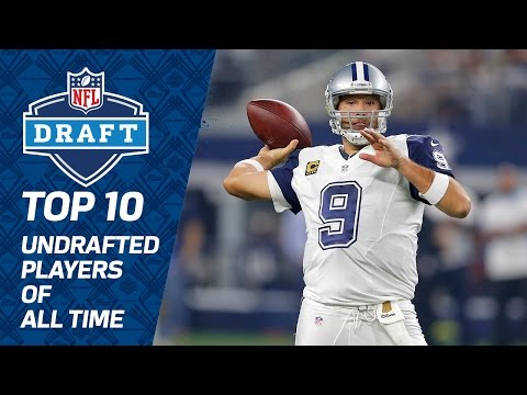 Top 10 Undrafted Players of All Time | NFL Films