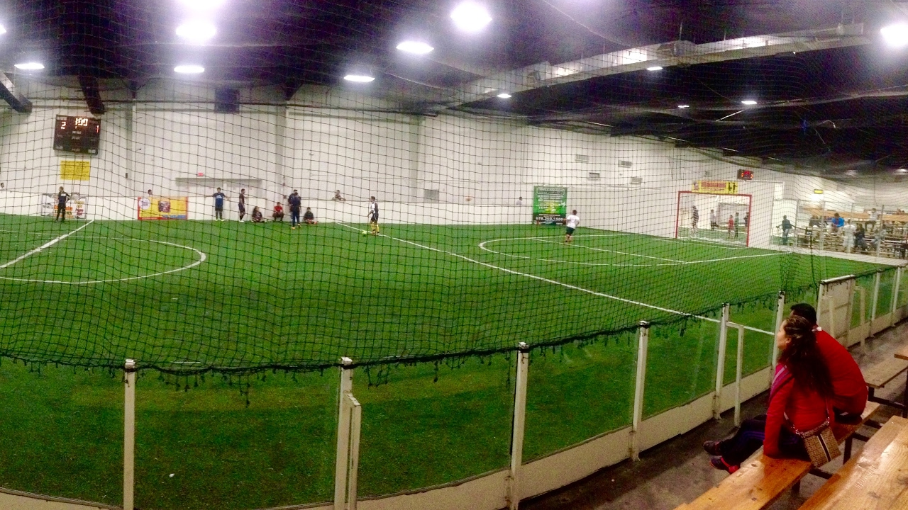 Indoor Soccer Final