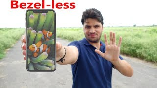 What is Bezel-less Display !! #AnkushTyagiExplains