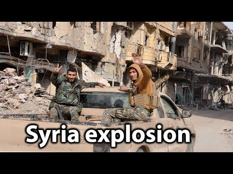 Fifteen Russian security staff killed in Syria explosion    World News Radio