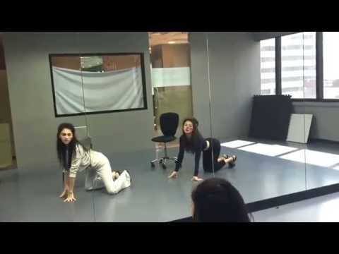 "Baifern Pimchanok & Mai Davika | ""Video Phone"" + ""Crazy In Love"" Dance Rehearsal"