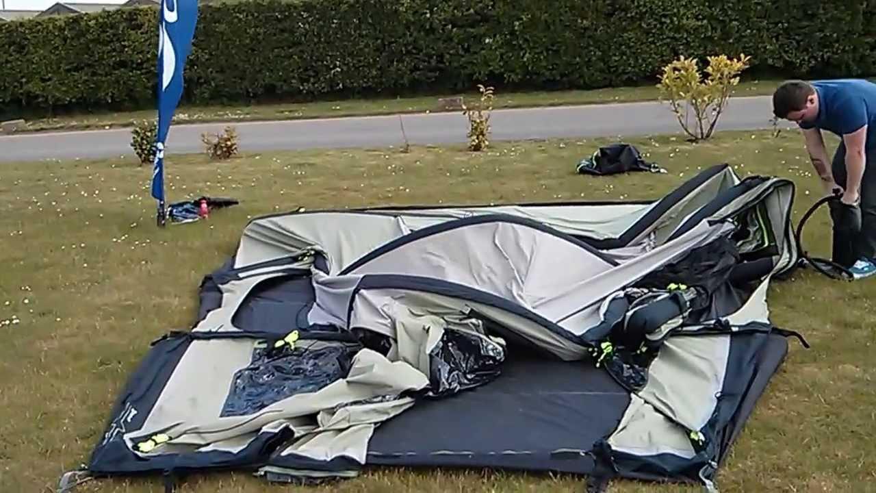 outwell concorde m tent inflatabletentsonline doovi. Black Bedroom Furniture Sets. Home Design Ideas