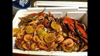 Annual Seafood Boil 2015 Recipe