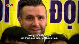Danny Van Bakel và tình yêu bóng đá Việt Nam - 23/09