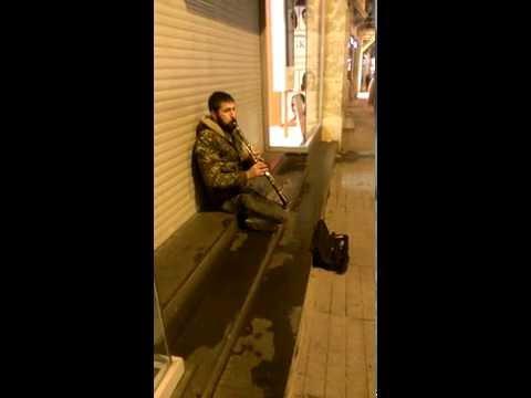 Hasretinle Yandı Gönlüm Klarnet Taksim