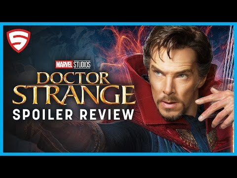 Marvel's Doctor Strange - Spoiler Review
