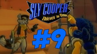 Sly Cooper: Thieves in Time | LP #9: Haistan tempauksen!