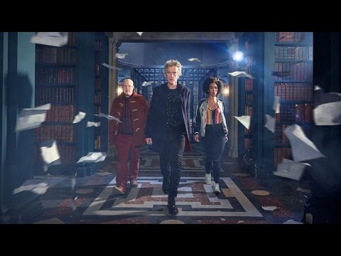 Steven Moffat Introduces Extremis - Doctor Who: Series 10