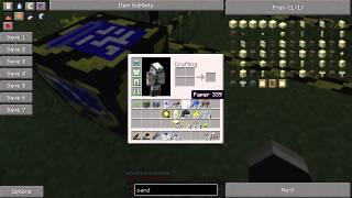 BuildCraft Tutorial - 3 - Строительство