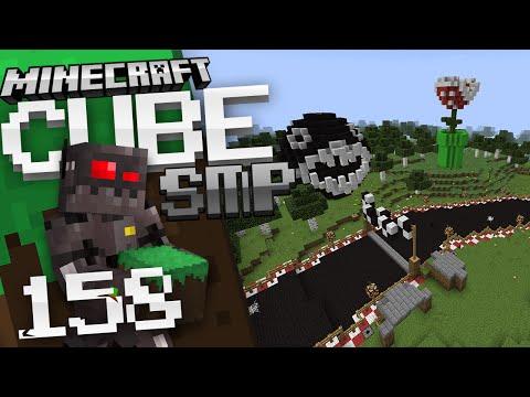 Minecraft Cube SMP S1 Episode 158: Horse Race