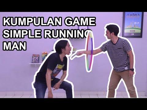 Game Running Man yang Bisa Dilakukan di Rumah