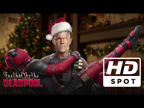 Era Uma Vez Um Deadpool | Spot Oficial 1 | Legendado HD