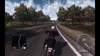 Test Drive Unlimited 2 Harley Davidson PC Gameplay