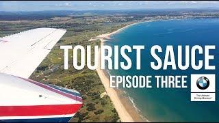 "Tourist Sauce, Season 1: Episode 3, ""The Forced Carry"" (Tasmania)"