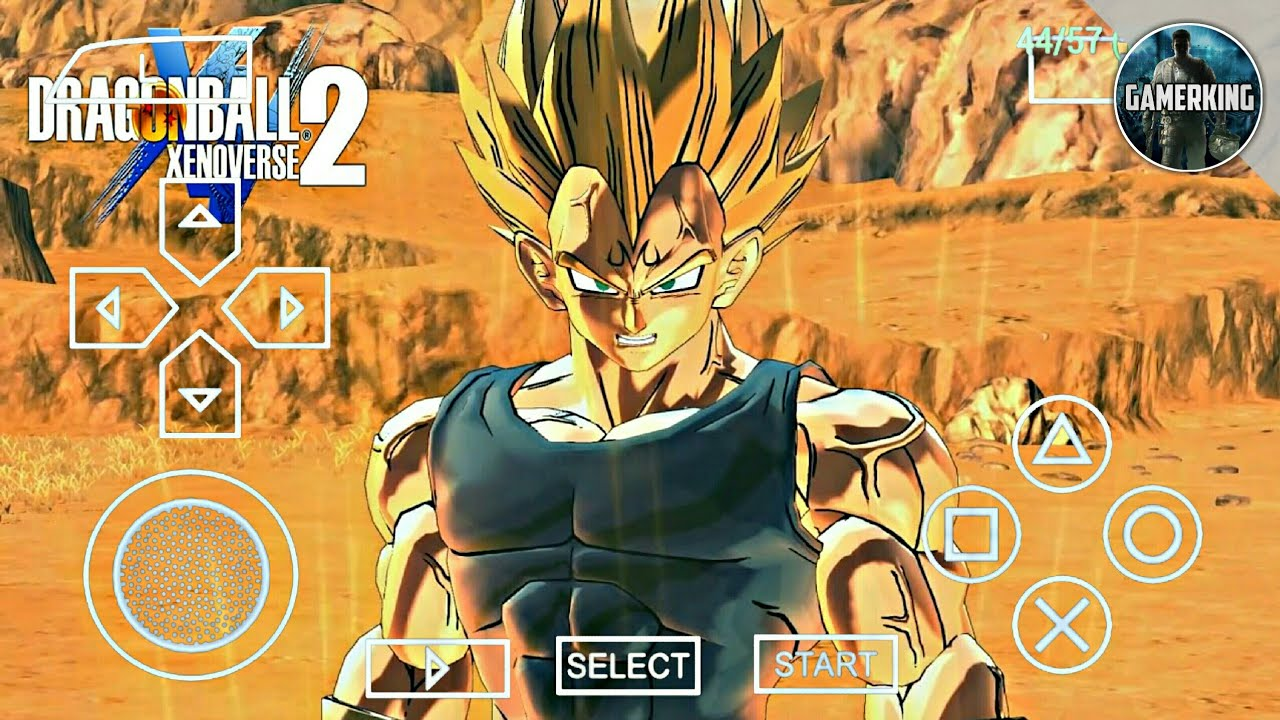 dragon ball z xenoverse 2 apk download android ppsspp