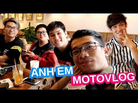 Chuyện gì sẽ xảy ra khi anh em Motovlog gặp nhau? | Anywhere Man
