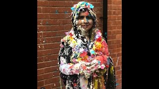 Nobel Peace Prize winner Malala, breaks Oxford University code by  completing her prestigious degree