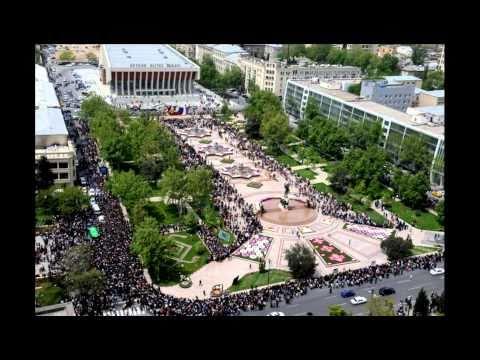 Баку Столица BAKU BAKY STOLICA capital באקו עיר הבירה - AZ 6 - by VADIMOS