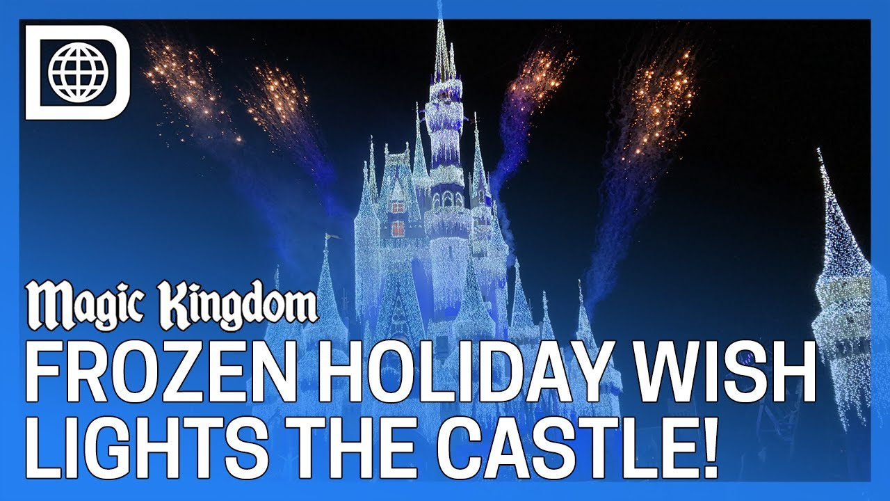 Photos Video First A Frozen Holiday Wish Cinderella