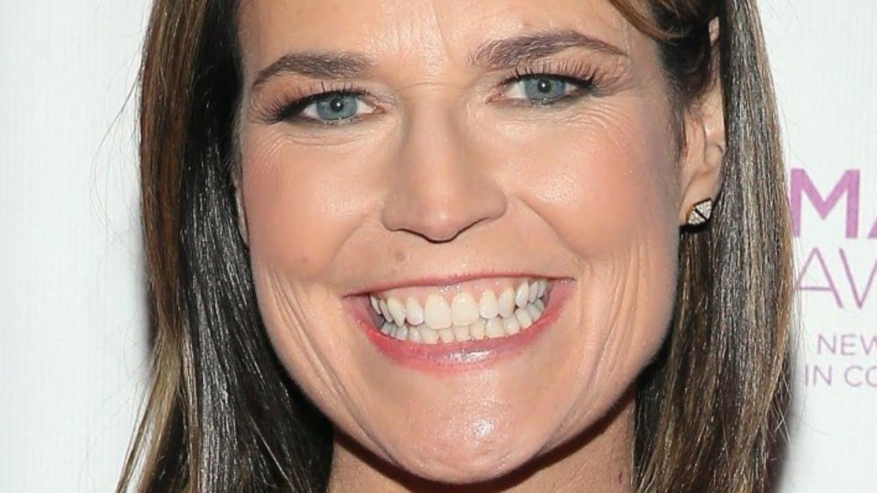 Savannah Guthrie's Head-Turning Transformation