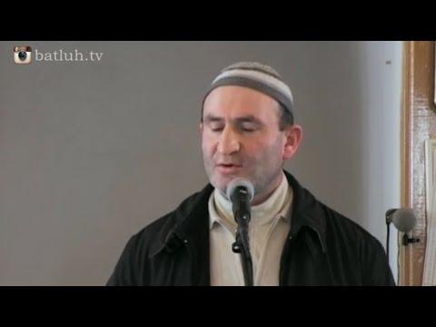 Абдулгъафурил Мухаммад Балахьуни мажлисалда к1алъай