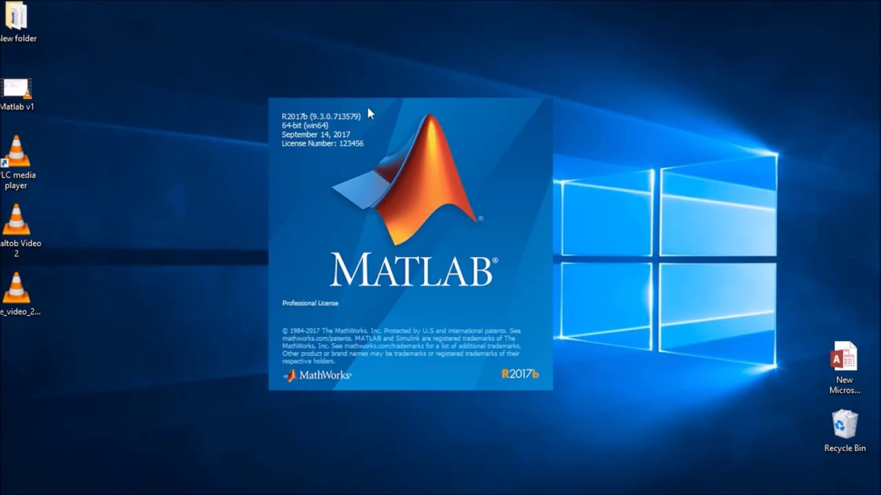 Activation key for matlab r2017b | MatLab 2017a Installation