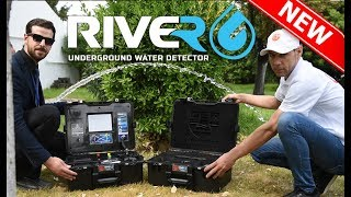 River G water detector the totally new device works by three exploration systems of groundwater