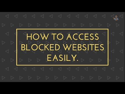 How to access blocked websites easily in windowsandroid 100 how to access blocked websites easily in windowsandroid 100 working ccuart Choice Image