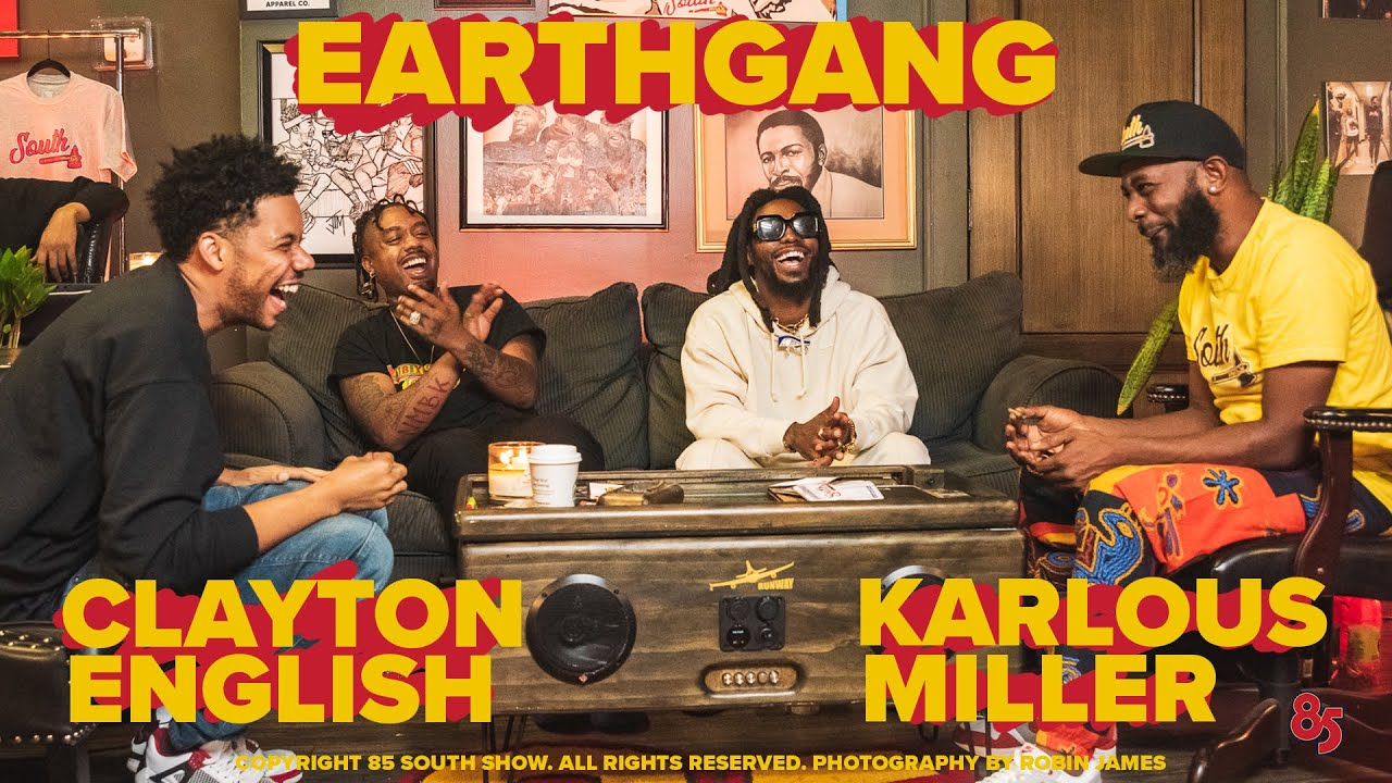 Download EARTHGANG in the trap! with Karlous Miller and Clayton English!