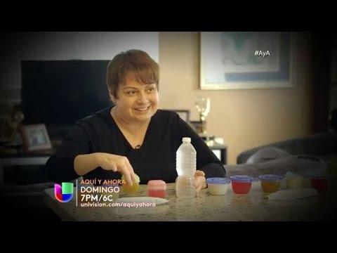 La operación que cambiaría la vida de María Antonieta Collins
