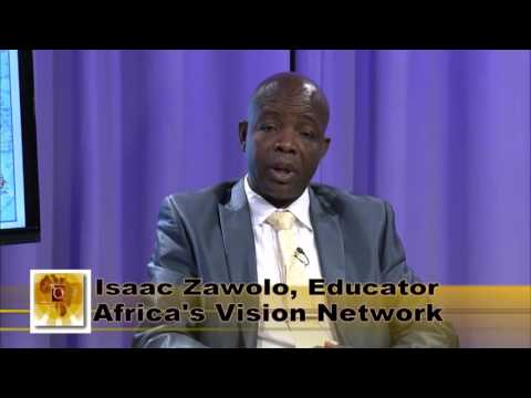 Global Sustainability Crisis - Africa's Vision Network