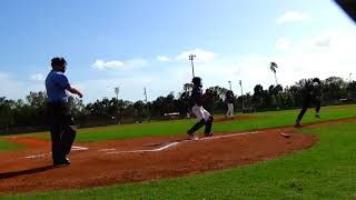 Michael Alex Luscombe Orlando Scorpions 2018