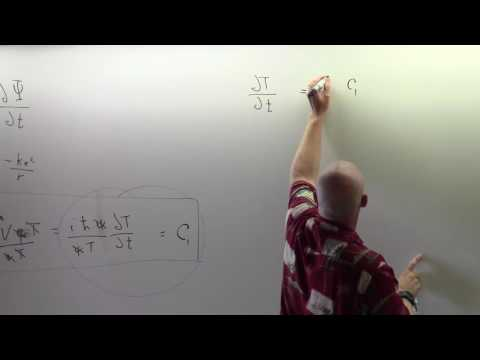 Mathematical Solutions to the Schrodinger Wave Equation
