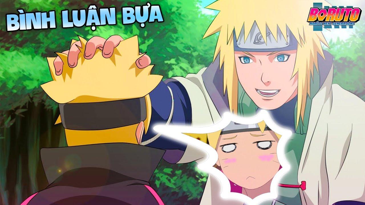 Tóm Tắt Boruto P1: Thế Hệ Tiếp Theo Của Naruto Trong 19 Phút (Bình Luận Bựa #4)