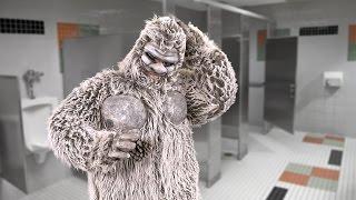 Bigfoot's Creepy Habits