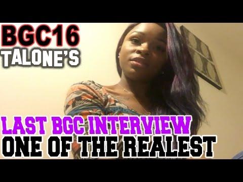 BGC 16 TALONE talks the REUNION, Kandy, Zee, Her Music, & MORE!