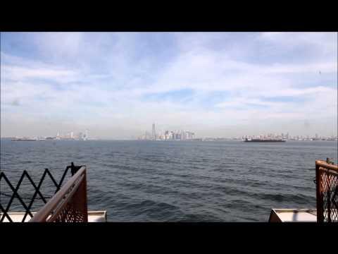 Staten Island Ferry helemaal