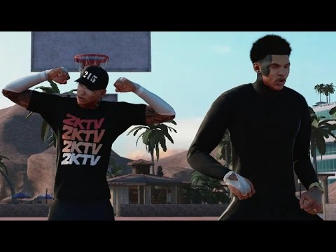 The Zika Virus & 2016 USA Olympic Roster! NBA 2K16 Park PS4