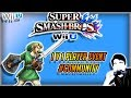 Super Smash Bros  for Nintendo Wii U   How to main LInk   swing by and say  Heyo